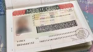 Hướng Dẫn Làm Visa Mexico